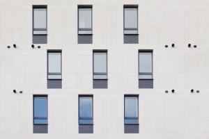 Kalksten fasad Wratza Vratza