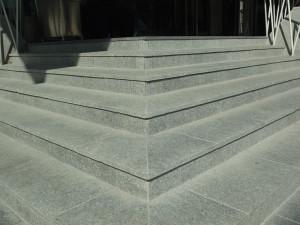 Granit Natursten Trapp