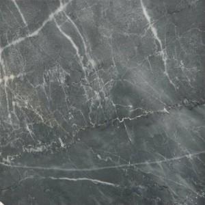 Mörkgrå marmor
